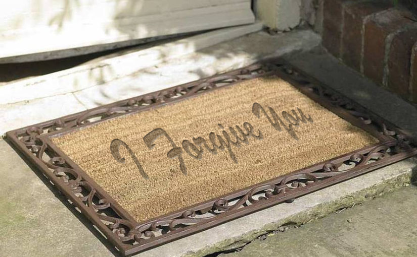Forgiveness and the Doormat Effect