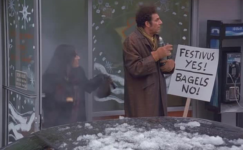 Happy Humbuggery / Festivus For What's Left Of Us